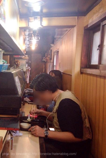 狭小 飲食店