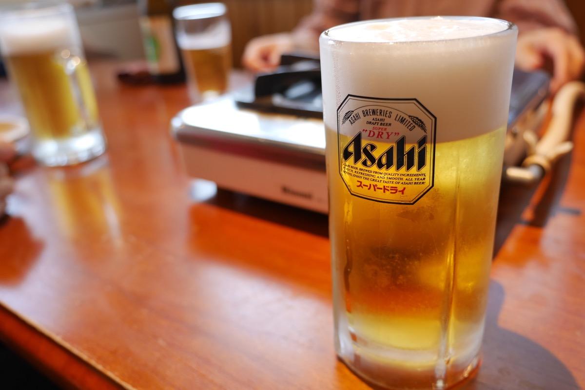 東岡崎 明月 ビール