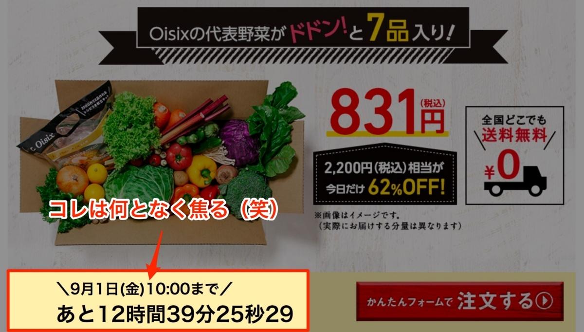 おいしっくす 野菜の日