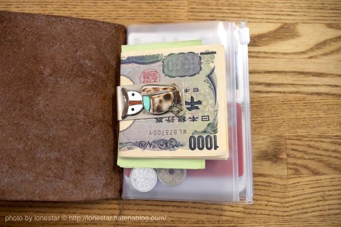 トラベラーズノート 財布