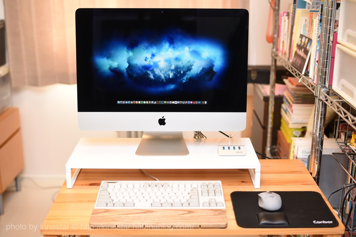 iMac 机上台