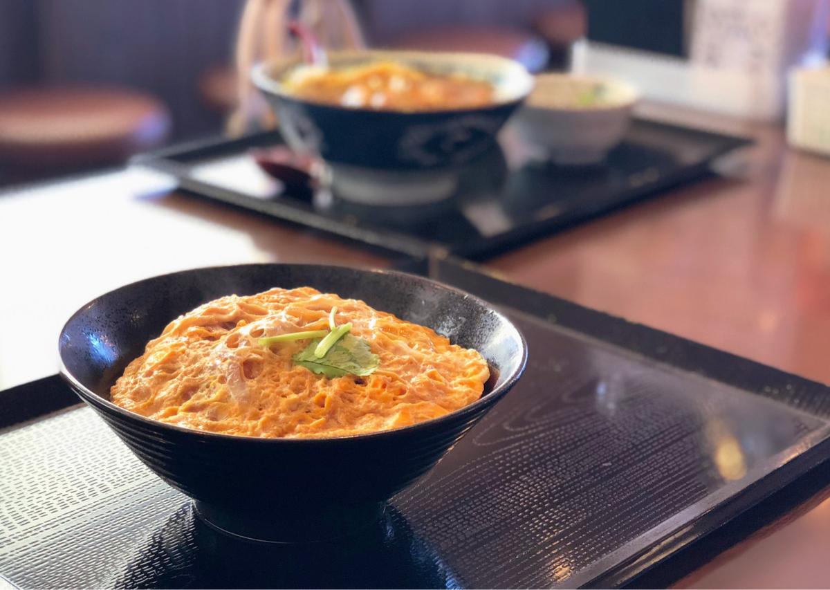 丸亀製麺 親子丼