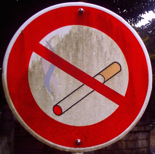 禁煙 三年