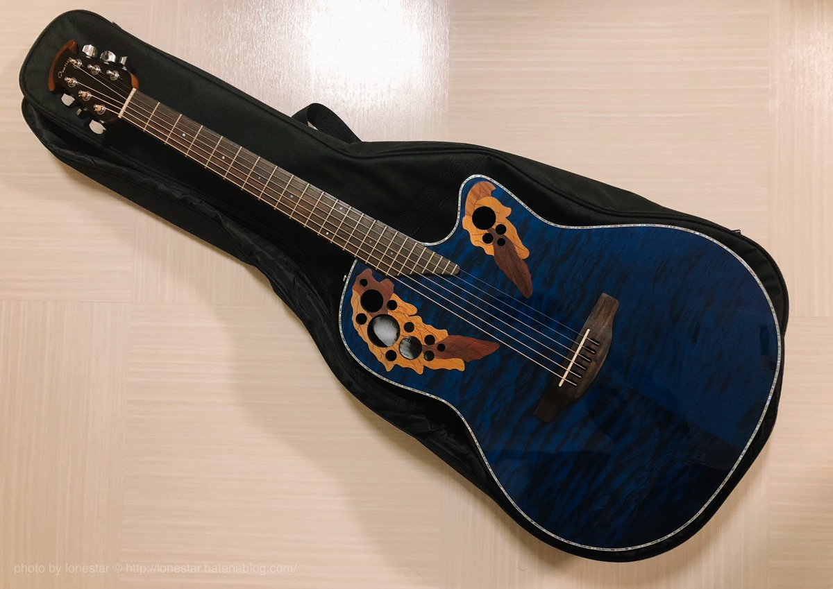 オベーション ギター