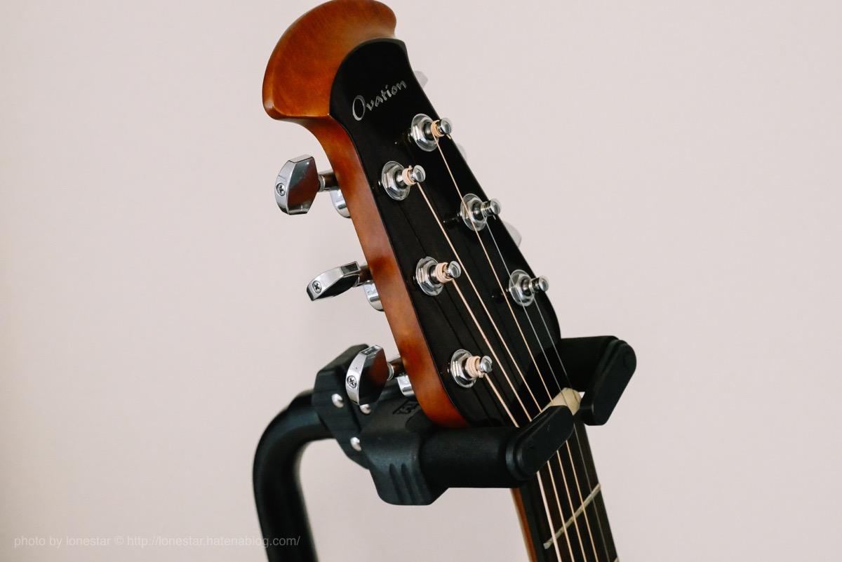 ギタースタンド おすすめ