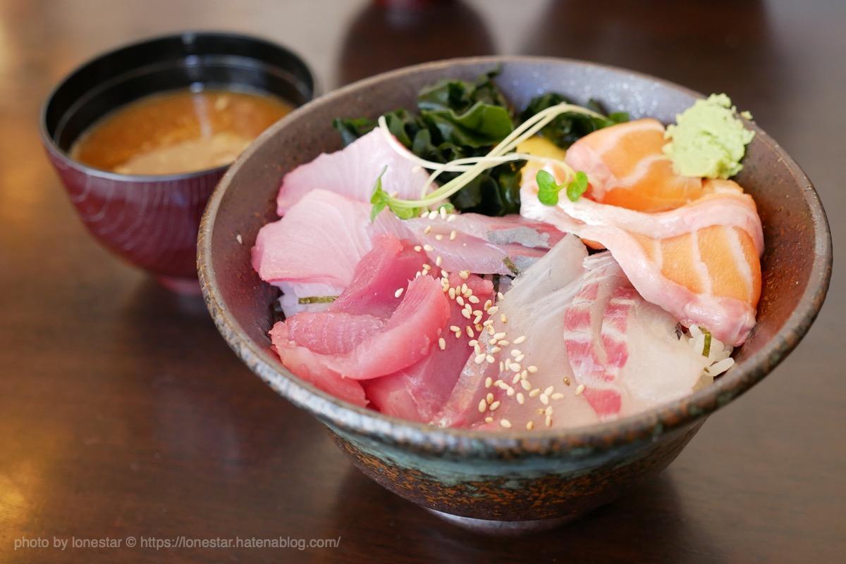 ひびの食堂 海鮮丼
