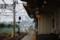 併結用停止位置目標が並ぶ風景@JR東海沼津駅