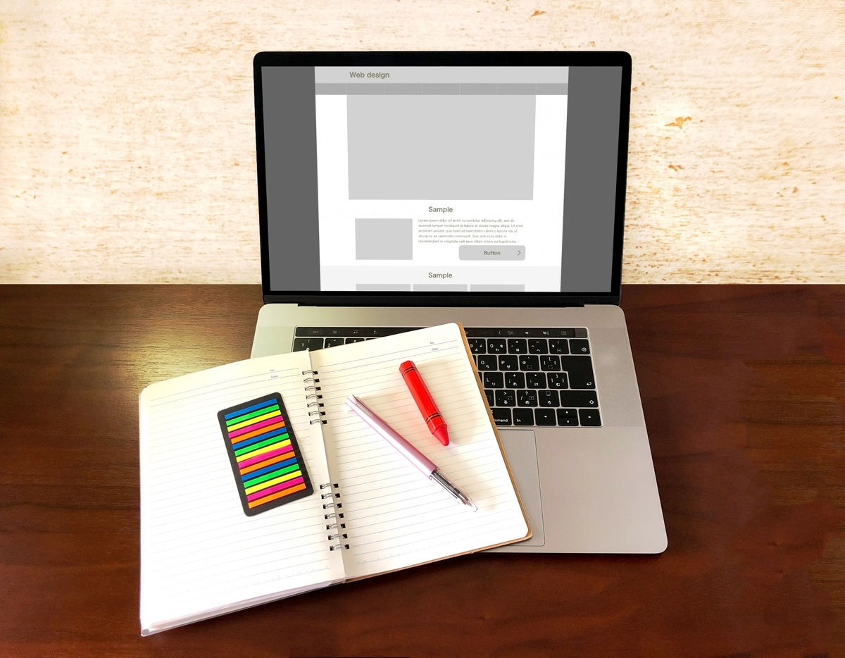 無料でホームページを作成できるサービス