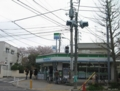 No.03 (国立市)都立国立高校南ファミリーマート:東向き(2011/04/09撮