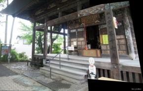 No.05 (秩父市)定林寺 本堂(2011/05/07撮影)