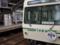 「けいおん!」のヘッドマークを付けた叡山電鉄車両。修学院駅にてポ