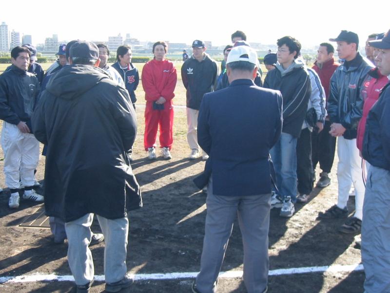 世田谷区軟式野球連盟審判講習会 - 世田谷草野球ロスヒターノス