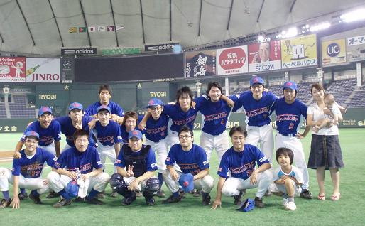 高校生も大学生も草野球!東京スカーレットブレイズが選手募集中