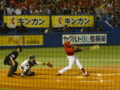 2015年5月1日ヤクルトvs広島in神宮球場 世田谷草野球ロスヒターノス