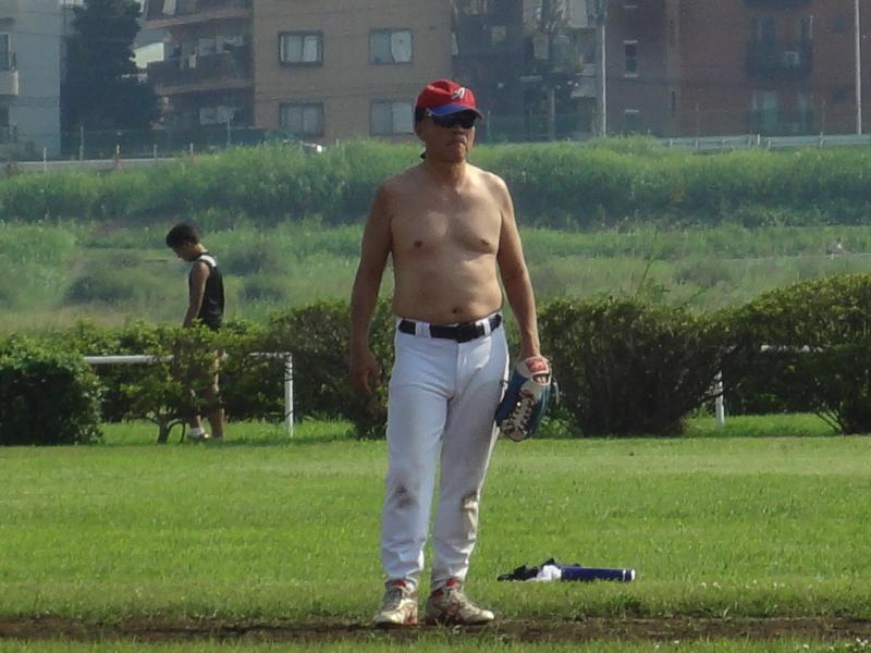 アパッチ野球軍 世田谷草野球ロスヒターノス