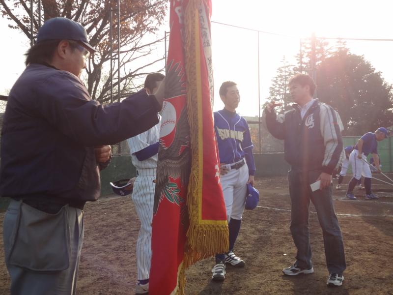 第62回世田谷ハイタク労協野球大会 タクシー草野球