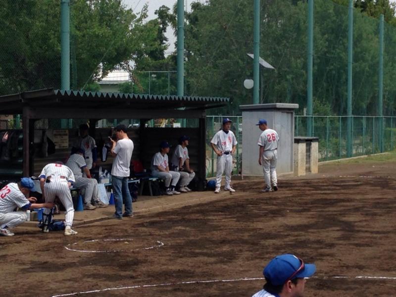 世田谷ハイタク労協野球大会