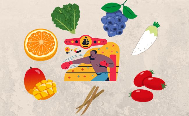 ファイトケミカルは大注目の栄養素【スムージーのレシピを大量公開】