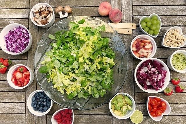 一度に大量の野菜と果物を摂取できる