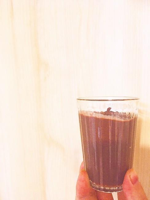 水溶性食物繊維、不溶性食物繊維が共に豊富。アボガドのスムージー