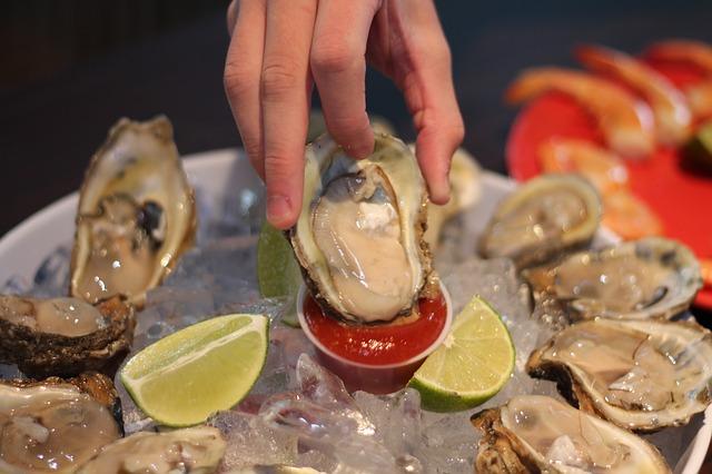 海の日や真夏の生もの、生牡蠣食中毒の注意点