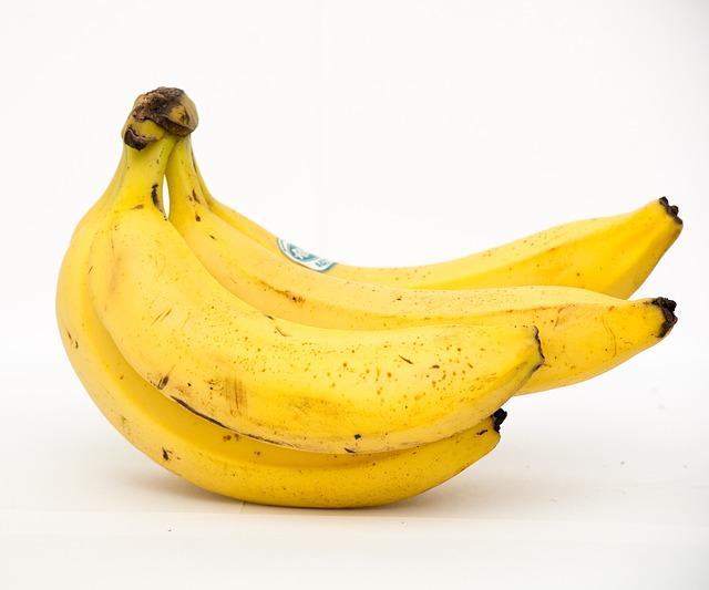 バナナでアンチエイジング効果とむくみ防止をしよう
