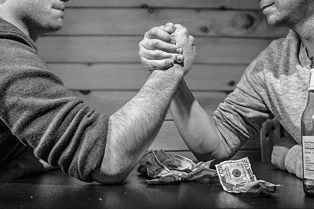 ギャンブルするならスクワットするという決意と掟を作る