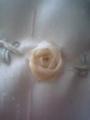 リングピローのバラ