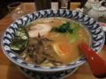 [ラーメン][足立区]特濃ラーメン(太麺) 武藤製麺所@竹の塚