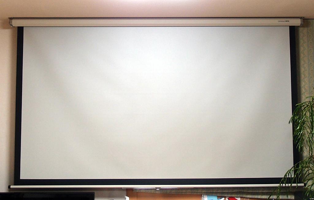 キクチ製シアターグレイスクリーン