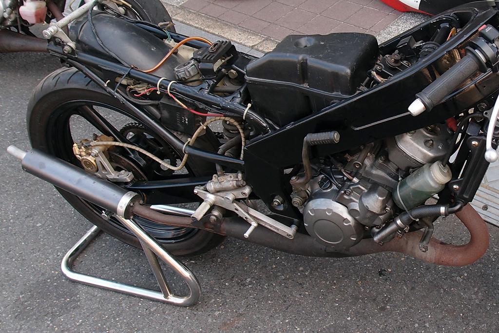 TZR125 OXレーシングチャンバー