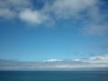 どんよりジメジメの雨なので昨日の青空を.