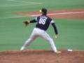 [千葉ロッテマリーンズ]07/03/31 vs HAWKS 斉藤和巳