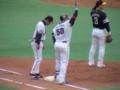 [千葉ロッテマリーンズ]07/03/31 vs HAWKS ベニー