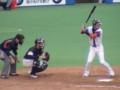[千葉ロッテマリーンズ]07/03/31 vs HAWKS 西岡剛/的場直樹