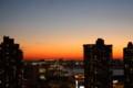 [Sunset][New York]Sunset October 20, 2008