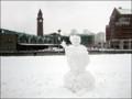 A Friendly Snowman