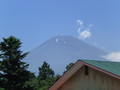 富士サファリパークから富士山を望む