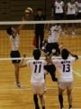 20110624 西日本インカレトーナメント@尼崎 甲南大×朝日大