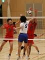 20121206 全カレトーナメント3回戦 東海大札幌×中京大