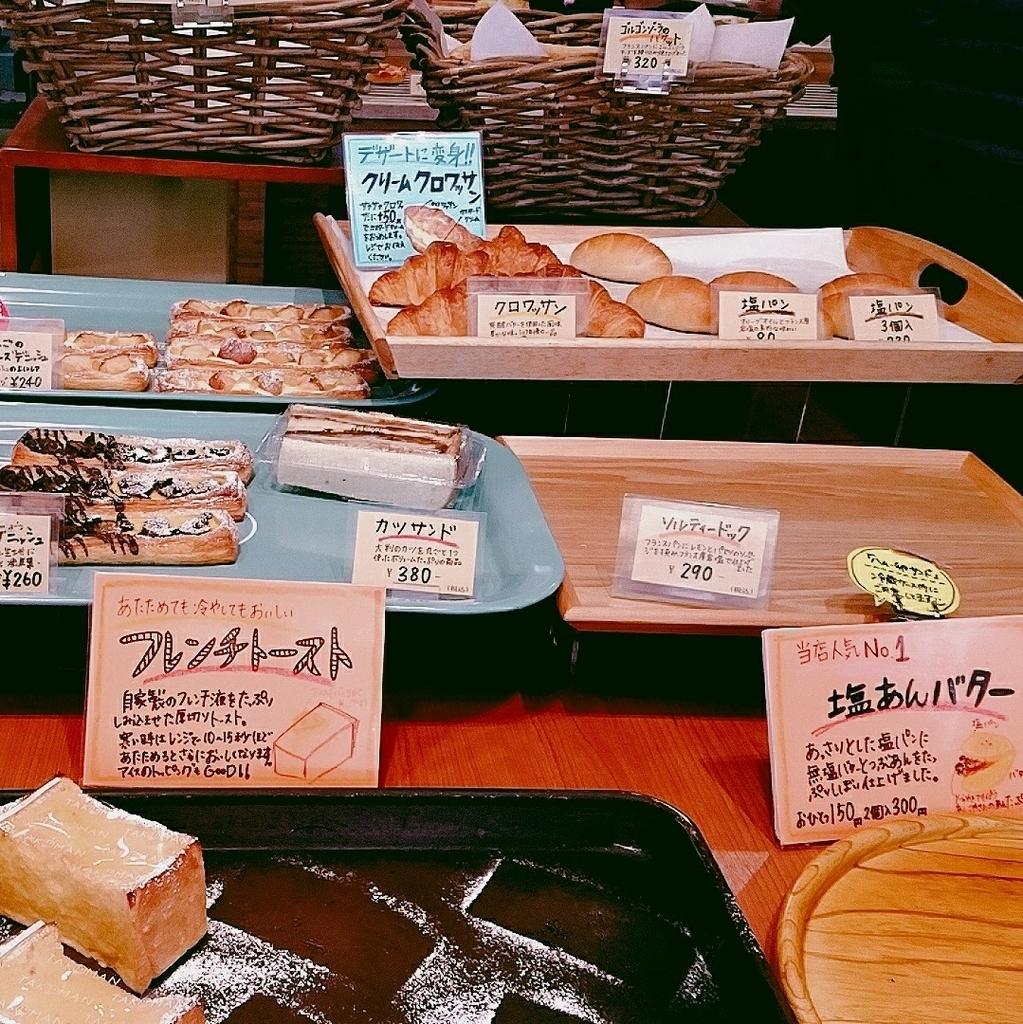 掛川森林果樹公園パン