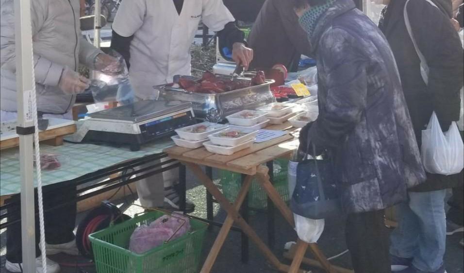 ヤマザキフードの焼豚