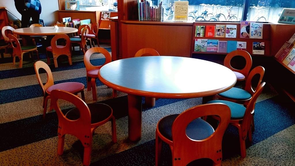 幼児用小さい椅子