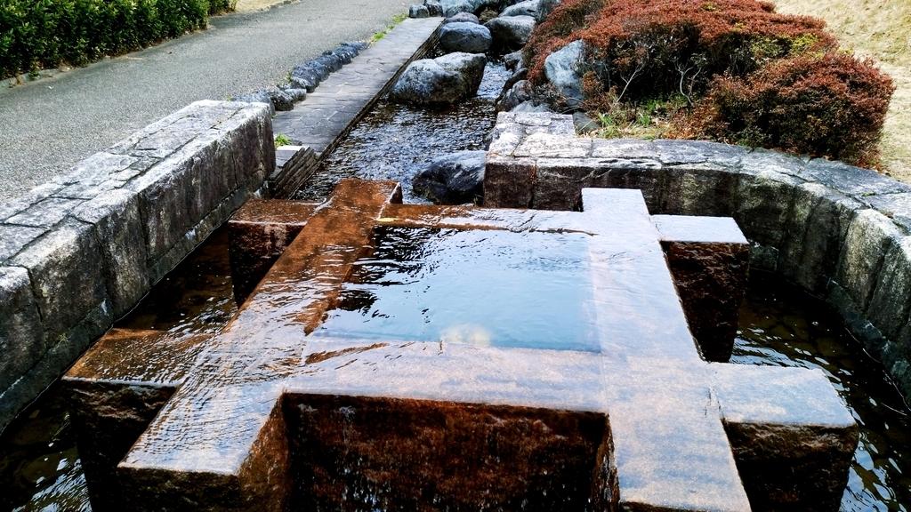 北池公園湧き水