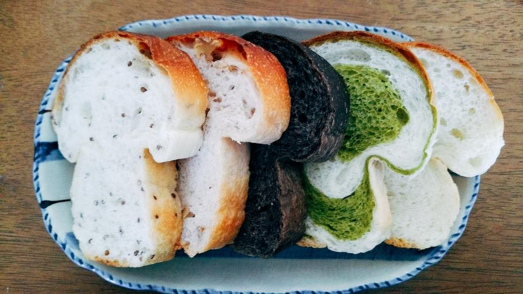 ちび食パンアソート