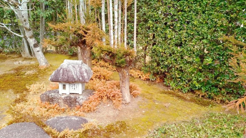 二の丸茶室庭園