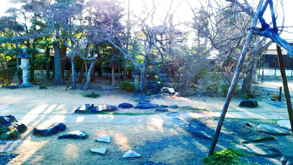 竹の丸庭園