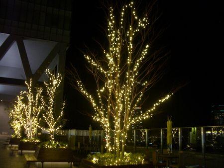 大阪ステーションシティのノースゲートビルディング11Fの風の広場