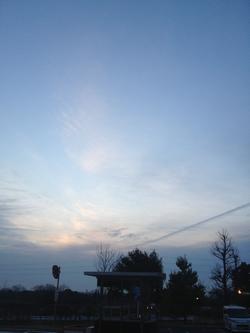 2日目も、朝からいい天気