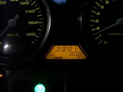は、80km・・・・・・・?